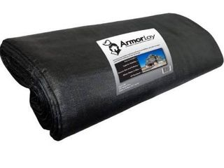 Armorlay Commercial Grade Driveway Fabric Stabilization Underlayment Black 6