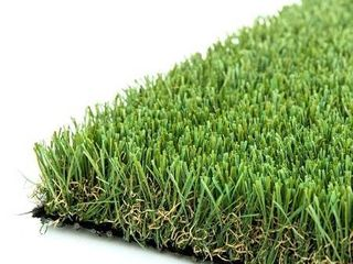 ColourTree 6 8  x 8 10  Grass Height TGB 4 Tones Artificial Turf Faux Grass Mat lawn Rug   Premium Commercial Grade Realistic Synthetic   for Outdoor Indoor