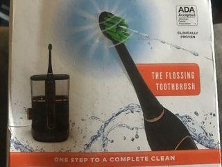 WaterPik sonic fusion toothbrush