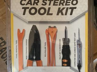 New set of tools as pictured
