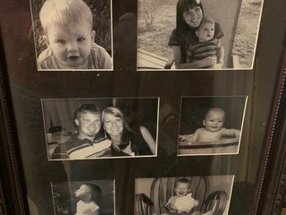 Nice new picture frame for the kids pictures or grandkids