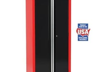 New craftsman storage cabinet double door new in box boxes are not in the best shape From shipping these are the red cabinets look at product number and go on Internet for more details