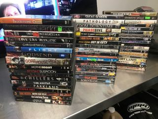 large lot DVD movies