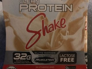 Case of 12 clean proteins shakes as pictured best used 4 2021