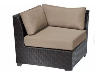 Rattan Corner Sofa