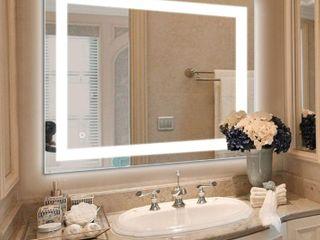 38 x 28 inch lED light Vanity Mirror Retail   339 99