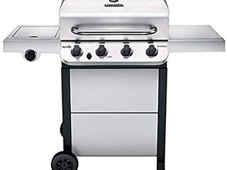 Char broil 463377319 Performance 4 burner Cart Style liquid Propane Gas Grill