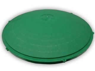 Tuf Tite Safety lid Green