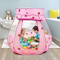 BEAURE Pop Up Play Tent for Kids