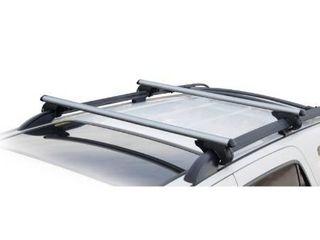 Cargoloc Roof Top 2 PC  47  Aluminum Cross Bars   lockable