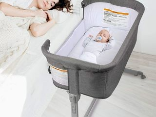 Koola Baby Bassinet and Bedside Sleeper