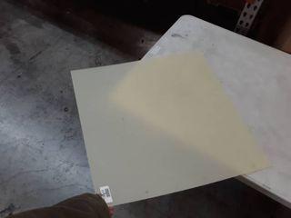 Phenolic G 10 Glass Grade Sheet  Tan   031  thick 24  width 24  length