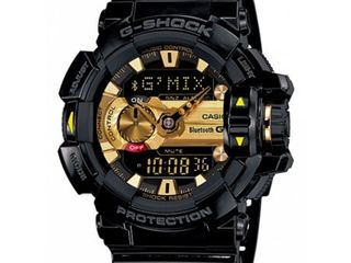 Casio GBA400 1A9 G Shock G Mix Gold Dial Watch  Retail 184 99