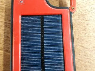 F S D Smartphone Solar Charger