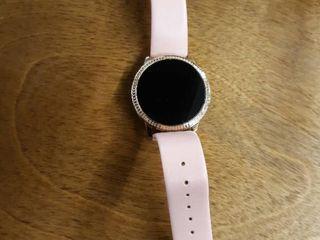 Smart Watch Fitness Wristband Sport Tracker 1 22 inch Waterproof IP67 Heart Rate Blood Pressure Monitoring