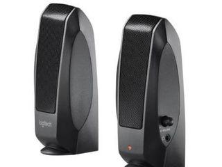 logitech S120 Speakers   110 v