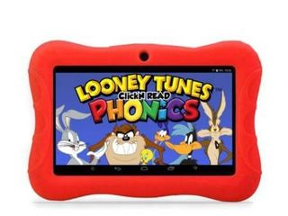 Contixo Kids Tablet K2 7  Touch Screen Display Bluetooth WiFi Camera   Red