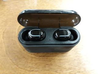 True Wireless Bluetooth 5 0 Earbuds Waterproof TWS Headset Headphone with Charging Case Sound Quality Auto pairing Earbuds