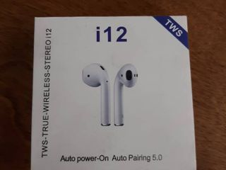 Wireless Touch Control Built in Mic Auto pairing Headset Headphone Earbud with HIFI Sound Quality 300 mAh Charging Box
