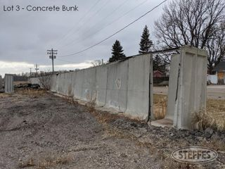 Concrete Bunker Sections on S side of Tract 1 1 jpg