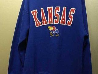 E5 Kansas Jayhawks Medium Sweatshirt