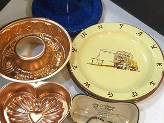 Baking Tins   Plates