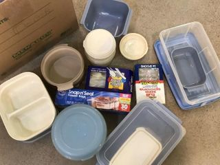 Kitchen Plastic Ware