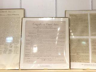 4  Declaration   Constitution Posters