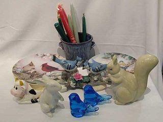 Glass Animals  Royale Dalton Rabbit  Candles