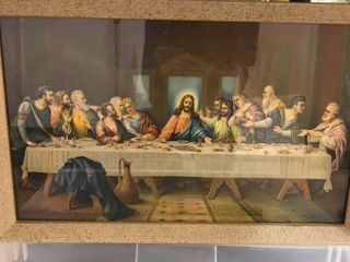 last Supper Photo   Many Frames