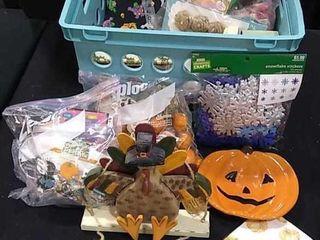Thanksgiving Seasonal Decor   Crafts