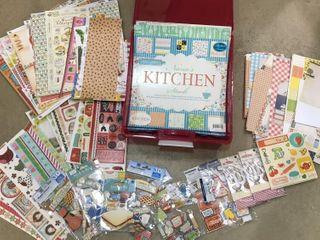 Kitchen Scrapbooking