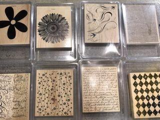 large Design Stamps