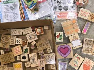 Holiday   Sayings Stamps