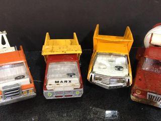 Marx   Tonka Trucks