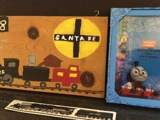 Thomas Engine Photo Frame