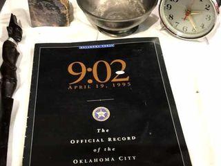 Oklahoma City Bombing Book