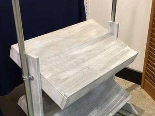 38 1 2  x 25 1 2IJ Wooden Shelf