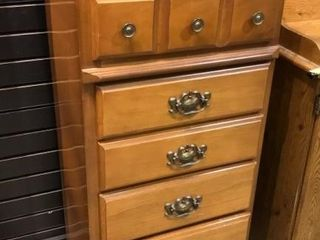 7 Drawer Formica Top Chest