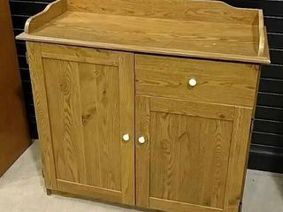 Composite Cupboard Washstand