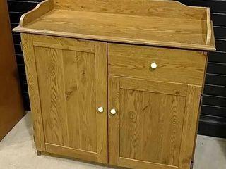 Composite Cupboard Washstand
