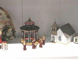 Sarah Plain   Tall Collection Mini Houses