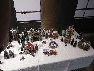 Department 56 Dickens  Village Miniatures Set