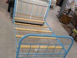 Metal Headboard  footboard  Rails