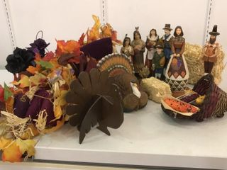 Fall and Thanksgiving Decorations