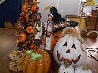 Fall Thanksgiving Pumpkins   Decor