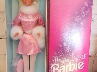 Mattel BARBIE ~ General Mills Winter Dazzle Barbie * Model 18456 NRFB