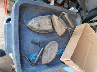 3 Sadd Irons