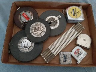 Assorted Tape Measures
