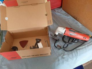 Oscillating Multi tool and Accessories